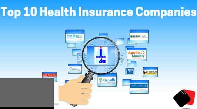 Top 10 Health Insurance Companies in India - ComparePolicy