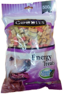 Goodies Best Selling Energy Treats Cut Bone All in one For Dogs By Pawsitively Pet Care – Chicken Dog Treat(500 g)