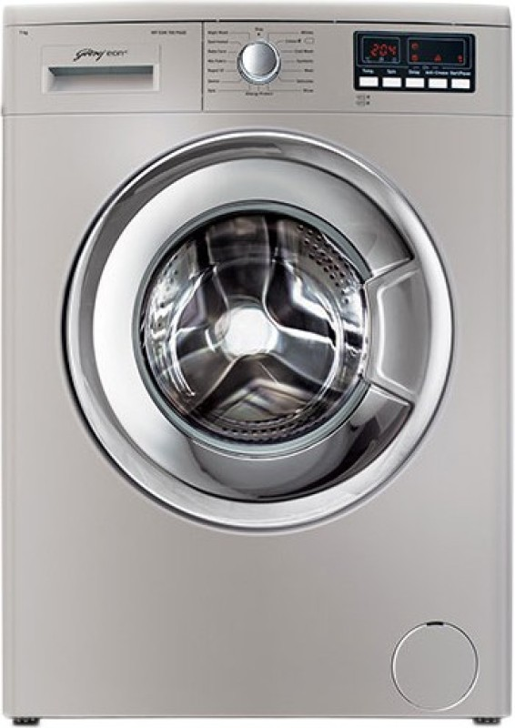 Godrej 6 kg Fully Automatic Front Load with In-built Heater (WF EON 6010 PAEC)