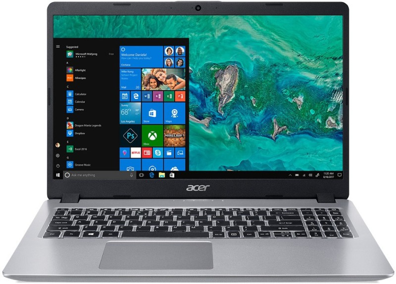 Acer Aspire 5 Core i5 8th Gen – (8 GB + 16 GB Optane/1 TB HDD/Windows 10 Home/2 GB Graphics) A515-52G-580Q Thin and Light Laptop with MS Office