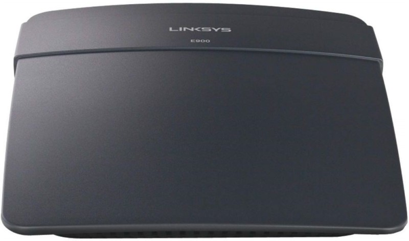 LINKSYS E900 Wireless-N300 Router 300 Mbps Router
