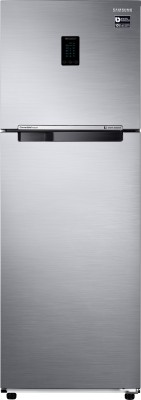 SAMSUNG 345 L Frost Free Double Door 3 Star Convertible Refrigerator (RT37M5518S8/HL)