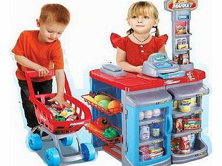 Toy Shopping Trolley