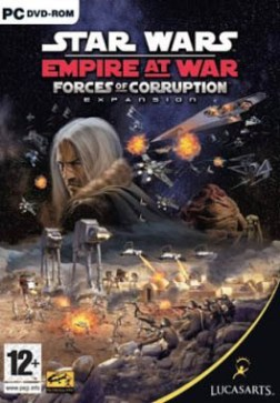 free STAR WARS EMPIRES AT WAR:FORCES OF CORRUPTION game download