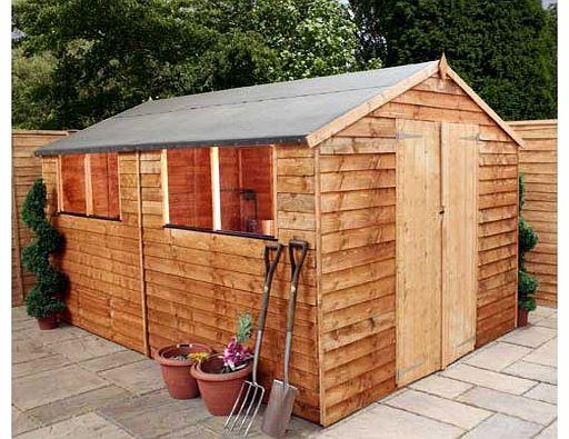 Homebase Garden Storage