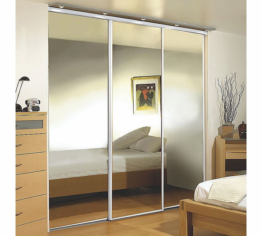 Home Decor Innovations Sliding Mirror Doors