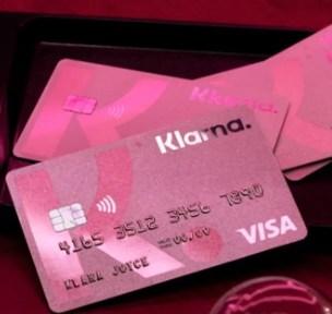 klarnakortet bankkort
