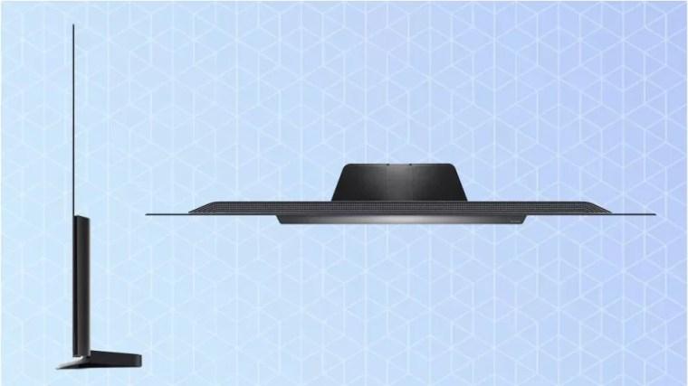 LG CX OLED TV-recension anmeldelse test review design