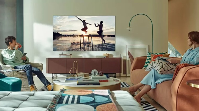 Samsung QN90A Neo QLED recension review test