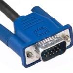Vad är VGA kabel