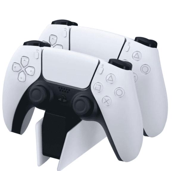 tillbehör till playstation 5 laddning för flera kontrollers PS5 tillbehör
