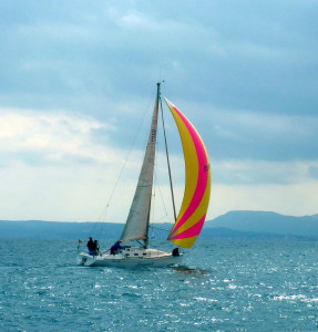Navegar a Vela en la Costa Brava