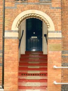 COMPAS door
