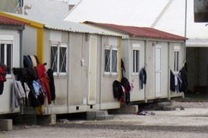 Eleonas refugee camp