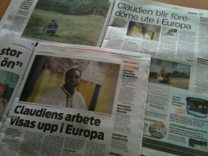 Local newspaper report about EU-MIA case study of DBF.
