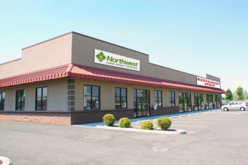 Commercial real estate rent lease