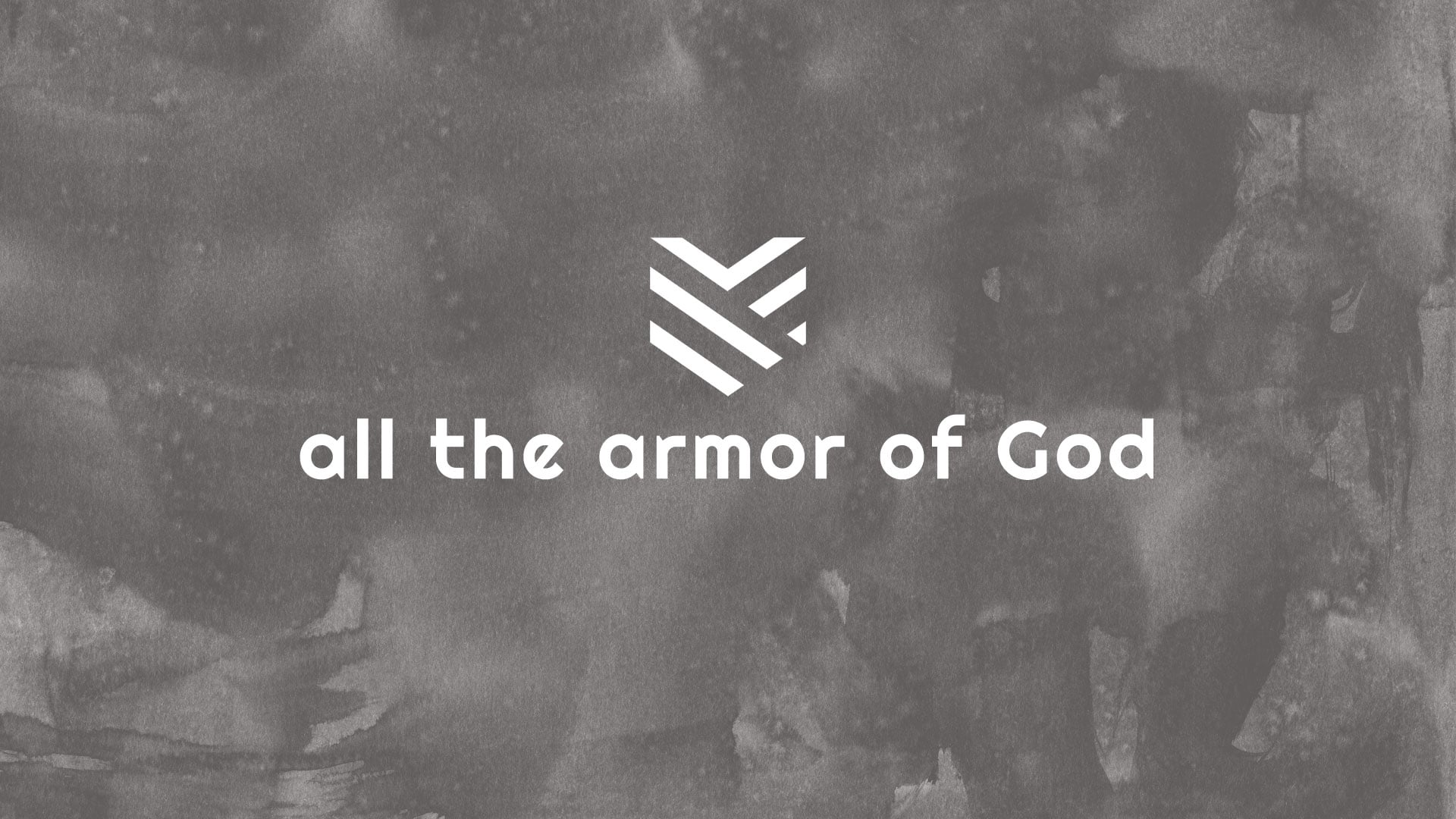 All The Armor Of God