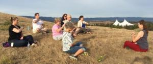 Sum Faht Meditation blends stillness and movement