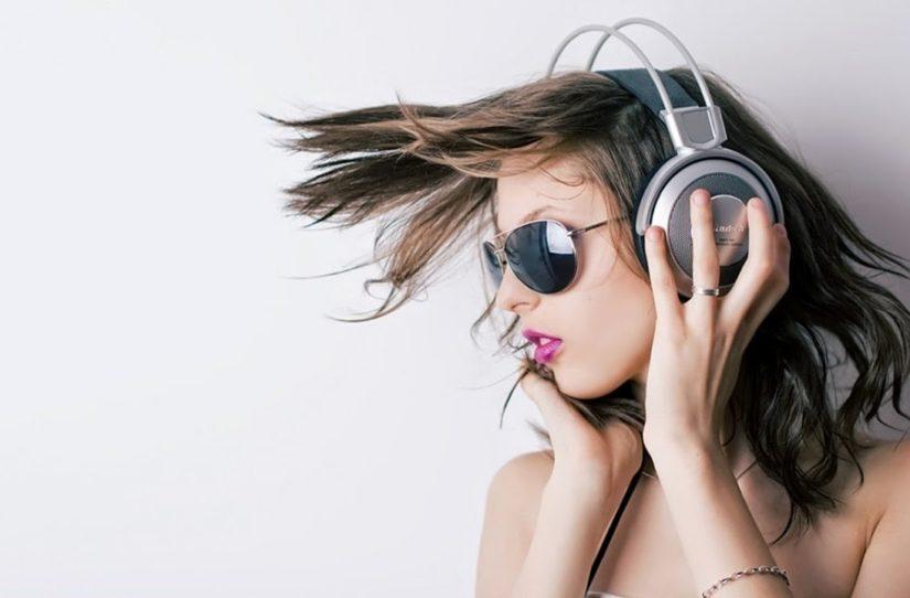 Música faz bem.
