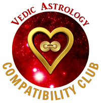 Vedic Astrology Compatibility Club logo