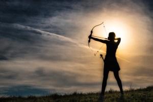 Archery sagittarius image re Taurus Sagittarius