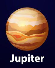 Jupiter Guru Vedic Astrology image