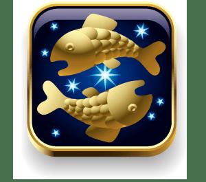 Pisces zodiac sign image