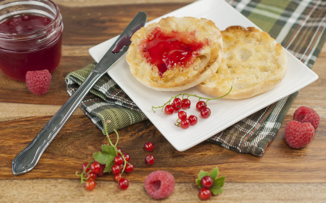 Red Currant Raspberry Jelly