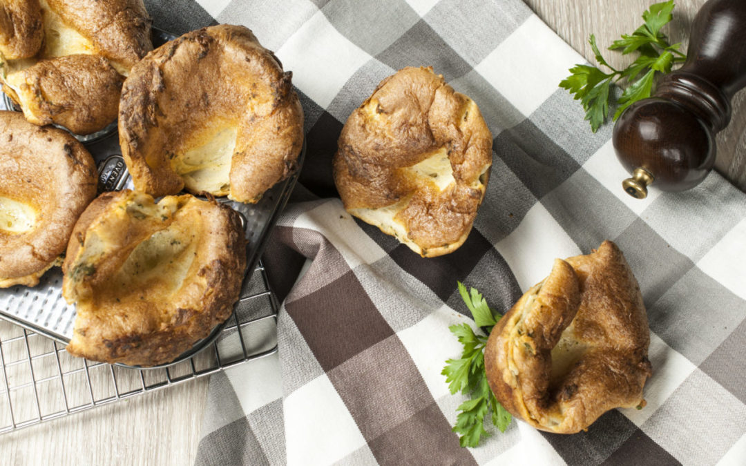 Peppered Popovers