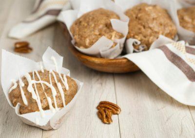 Parsnip Spice Muffins