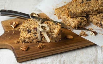 Nut Butter Granola Bars