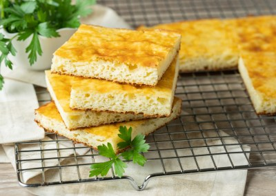 Low Carb Almond Bread