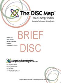 MMS DISC Sample - Brief