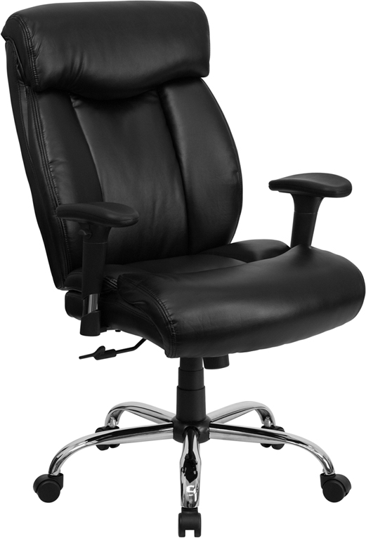 Big And Tall Office Chairs Hercules Series Leather