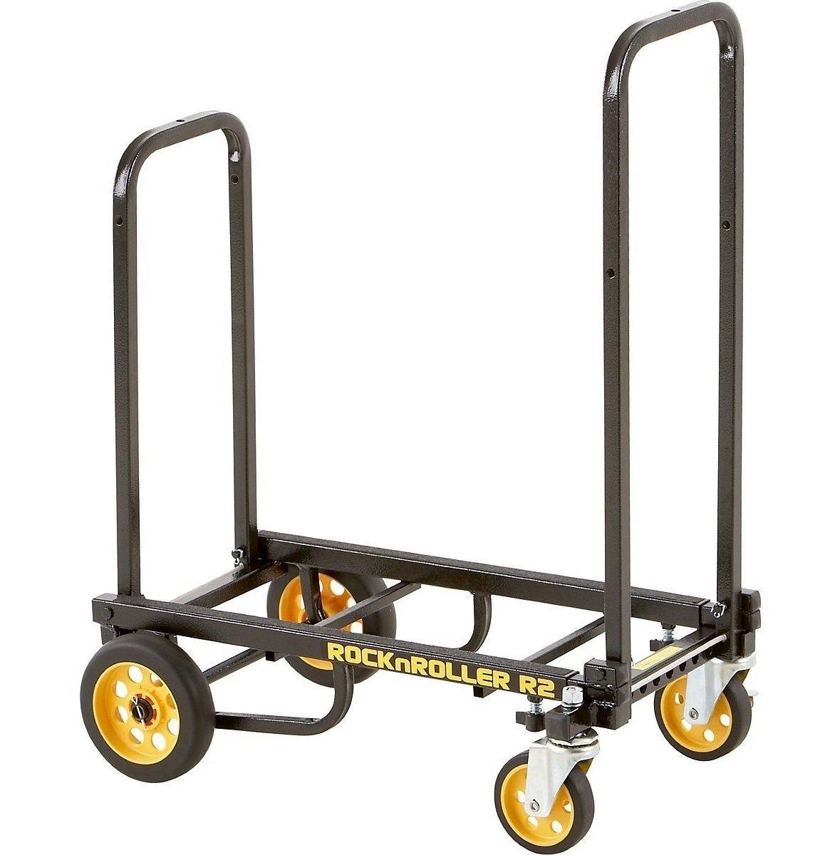 Rock N Roller Multicart R2rt Micro W R Trac 350lb Capacity