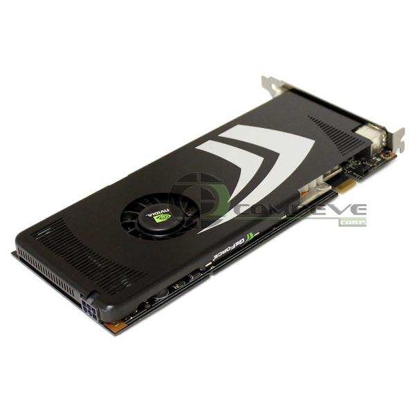 Nvidia GeForce 9800 GT 512MB GDDR3 PCIe x16 DVI Gaming