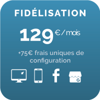Pack Fidélisation