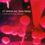 Shine on, lava lamp!