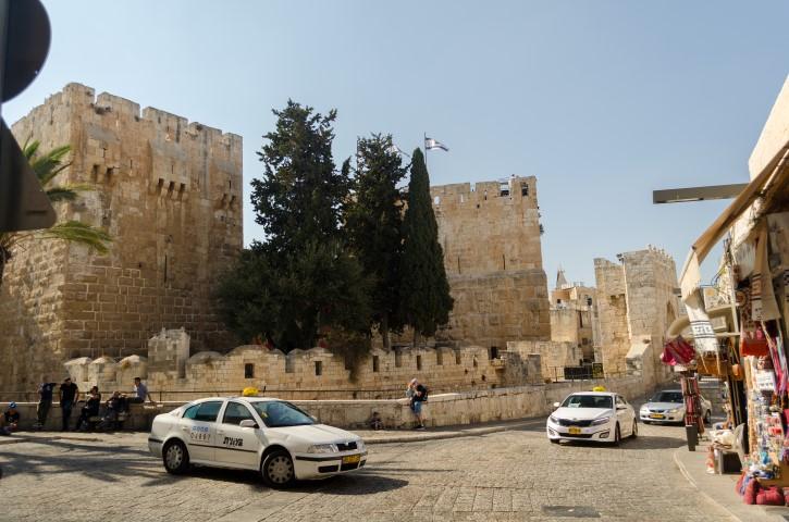 Ciudadela de La Torre de David, Jerusaén.