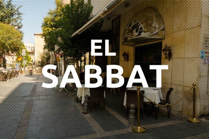 El Sabbat en Jerusalén.