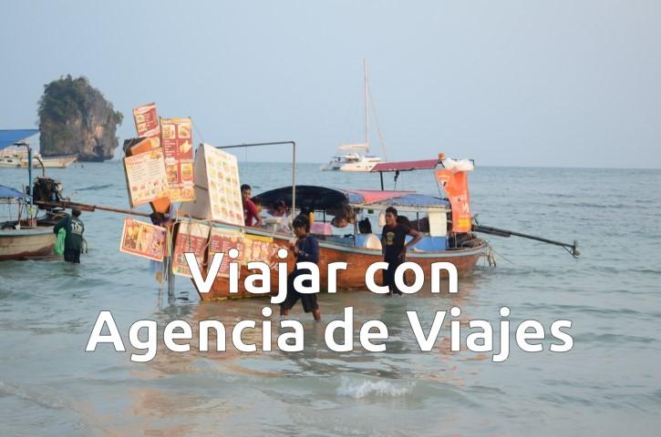 Viajar con Agencia de Viajes