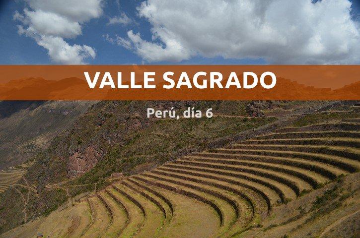 Peru, dia 6. Portada