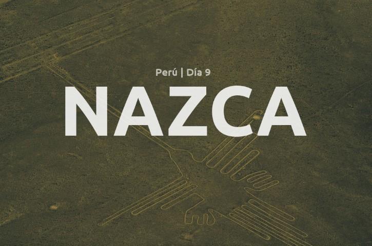 Peru, día 9, portada.