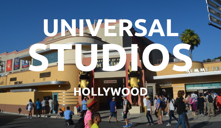 Universal Studios Hollywood, California.