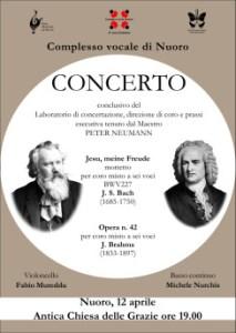 Concerto @ Chiesa Antica della Madonna delle Grazie | Nuoro | Sardegna | Italia