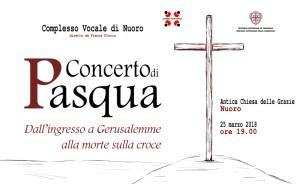 Concerto di Pasqua @  Chiesa Antica della Madonna delle Grazie | Nuoro | Sardegna | Italia