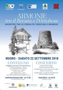 Armonie tra il Brenta e l'Ortobene - Concerto @ TEN - Teatro Eliseo Nuoro | Nuoro | Sardegna | Italia