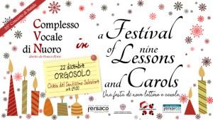 A Festival of nine Lessons and Carols - Concerto a Orgosolo @ Chiesa del SS Salvatore