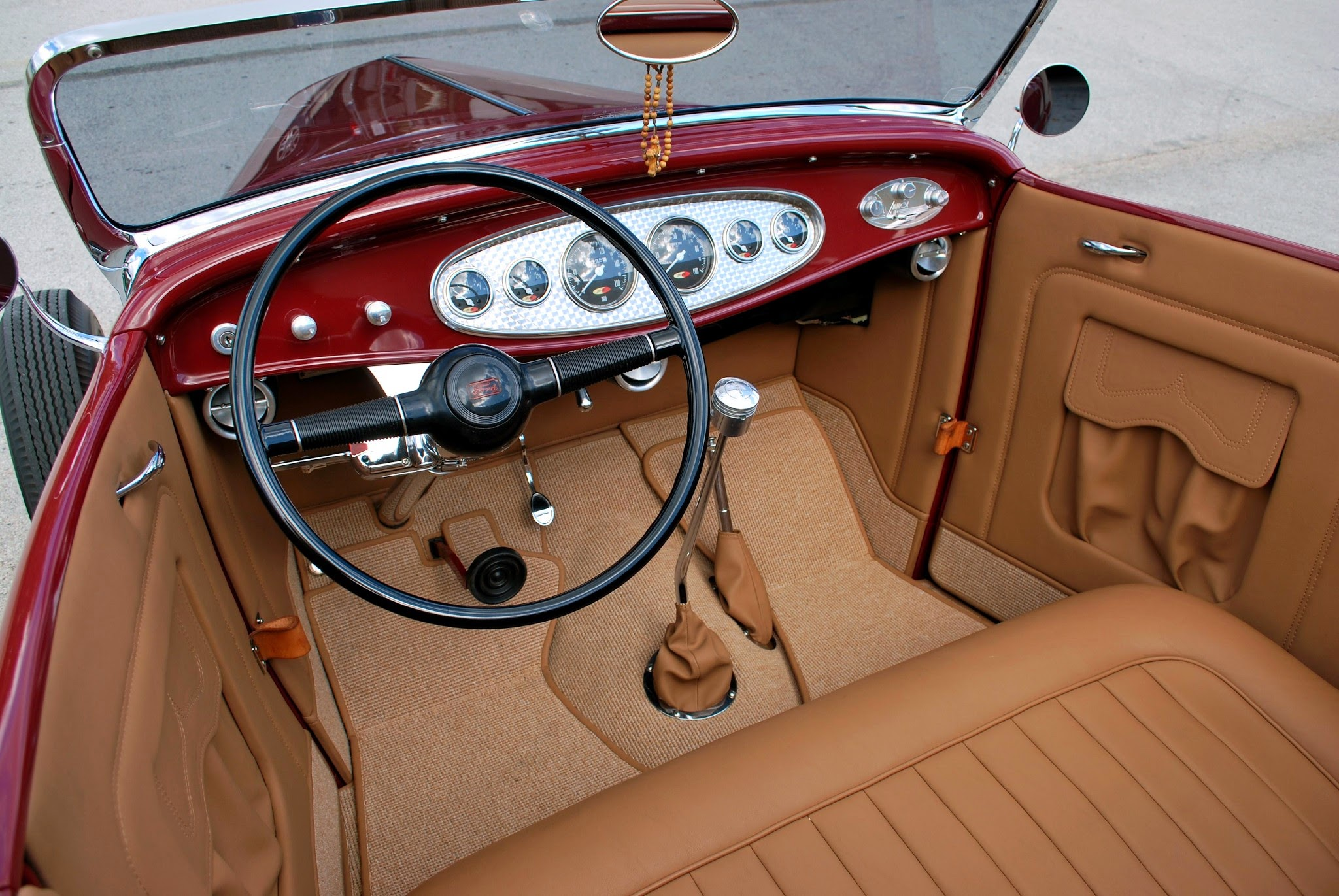 1932 Ford Roadster Interior Decoratingspecial Com