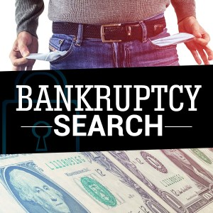 bankruptcy search